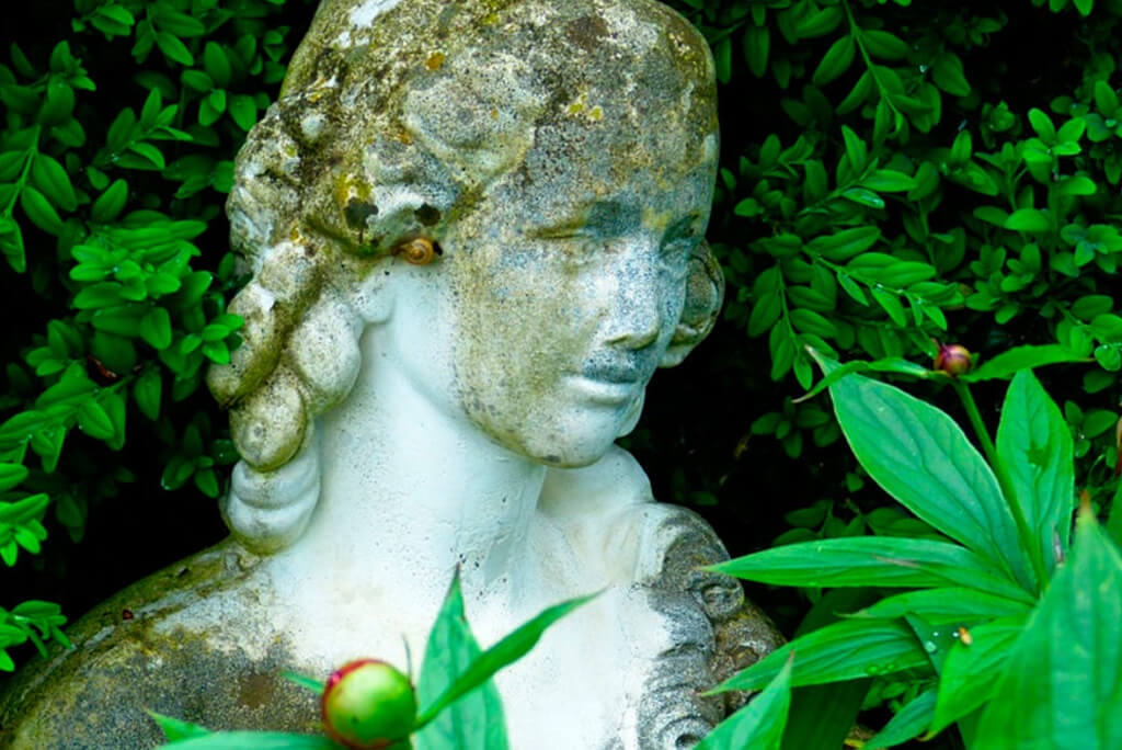Gartenfiguren Beton
